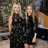 Emily Berrington and Katie Berrington