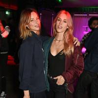 Sienna Guillory and Mary Charteris