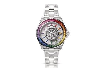 Chanel Haute Horlogerie - J12 X-Ray Electro Caliber 3.1