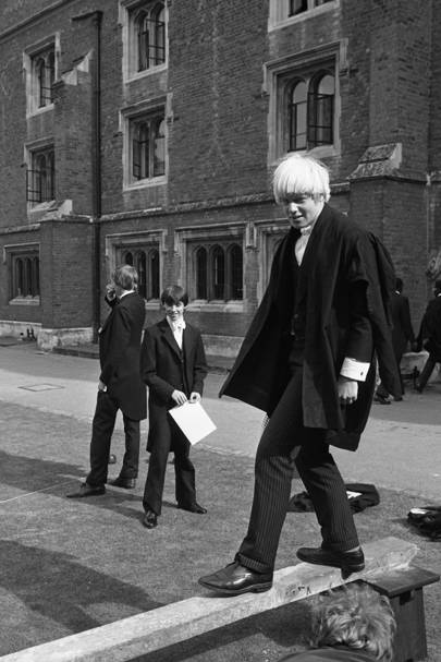 Boris Johnson's old prep school teacher fondly recalls the young ...