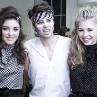 Issy, Kai and Hermione Corfield