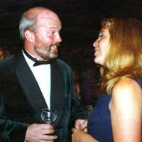 Alan Cuthbert and Mrs Alan Cuthbert
