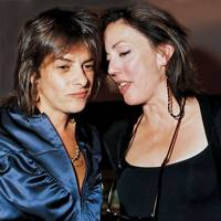Tracey Emin and Mrs Richard Greer