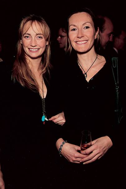 Clementine Hambro and Melanie Cutcliffe