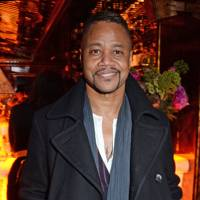 Cuba Gooding Jr at the GQ Style x Browns Party