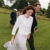 Mrs Charles Pettifer and Charles Pettifer