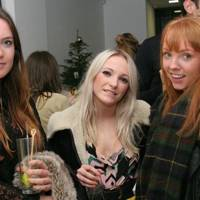 Caitlin Buchan, Jess Graham and Kerry Patterson