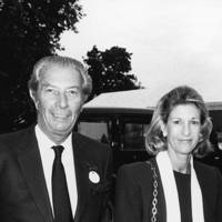 Count Frederic Chandon de Brialles and Countess Frederic Chandon de Brialles