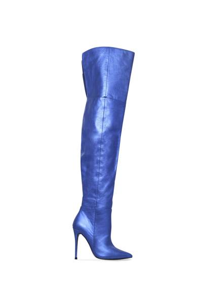 Kurt Geiger thigh-high boots