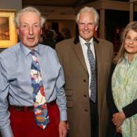 Keith Grant-Peterkin, Viscount Lifford and Viscountess Lifford