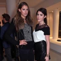 Sabrina Percy and Lexi Abrams