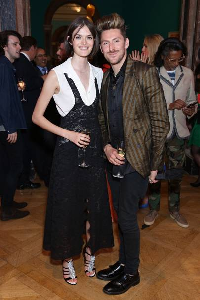 Sam Rollinson and Henry Holland