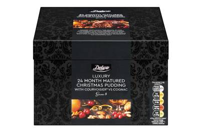 Lidl 24-month-matured Christmas pudding