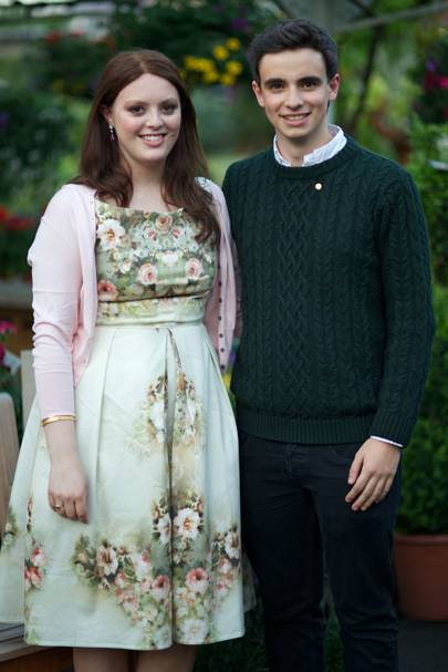 Theodora Moss and Alex Cairns