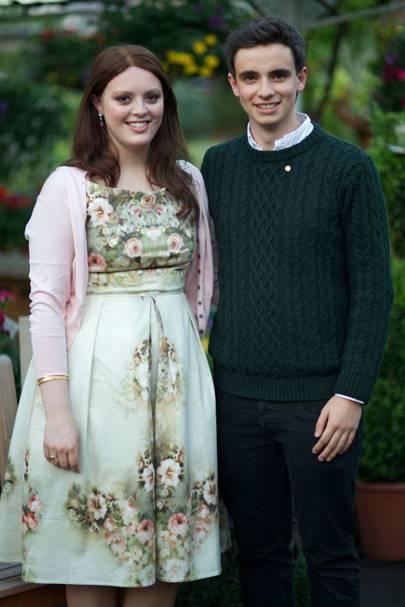 Theodora Moss and Alex Cairns