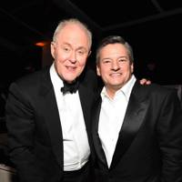 John Lithgow and Ted Sarandos