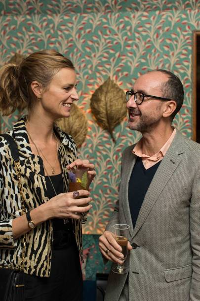 Jacquetta Wheeler and Gianluca Longo