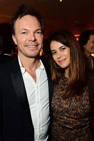 Pete Tong and Carolina Acosta