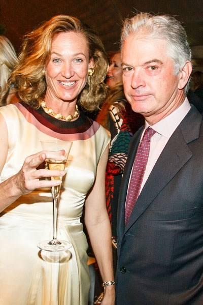 Emma Treichl and Roderick Vere Nicoll