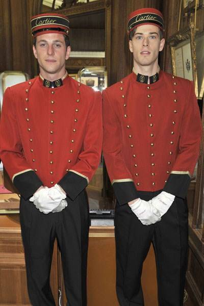 Cartier Guards