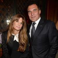 Jemima Khan and Andre Balazs