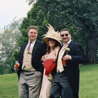 Harry Lawson, Mrs Harry Ansell and Harry Ansell