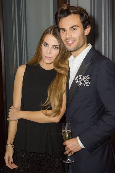 Victoria Baker Harber and Mark-Francis Vandelli
