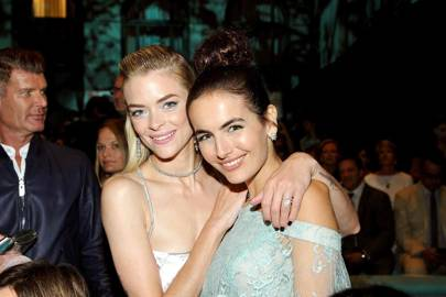 Jaime King and Camilla Belle