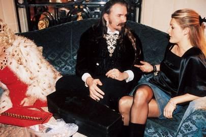 Lady de Winter, Count Alexander von Bereghsasy and Kinvara Balfour