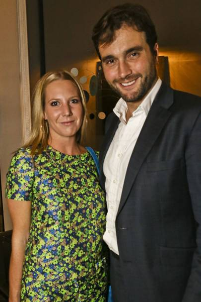 Alice Naylor-Leyland and David Peacock