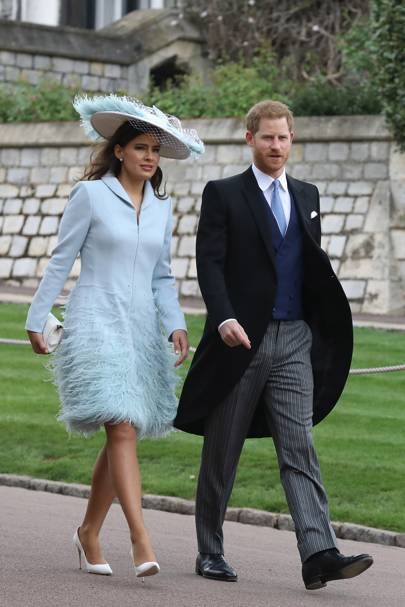 Lady Sophie Windsor and the Duke of Sussex