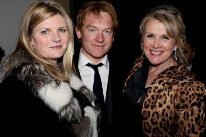 Susannah Constantine, Ed Goodrich and Louise Fennell