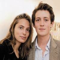 Danielle Scheps and Matthew Travers