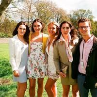 Nikki Taylor, Sophie Whitelaw, Phoebe Wright and Joshua Zitser