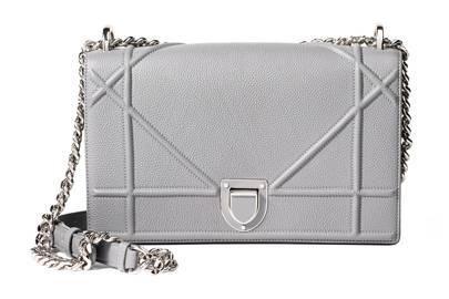 Calfskin bag, £2,000, by Dior