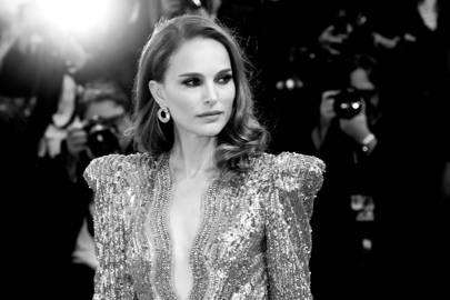 Natalie Portman at the 'Vox Lux' premiere