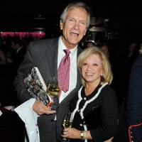 Charles Delevingne and Elaine Paige