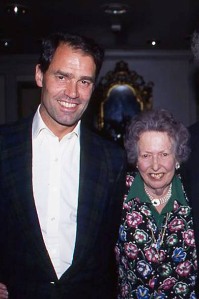 Bruce Bossom and Lady Holland-Martin