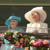 Princess Alexandra and Princess Michael of Kent