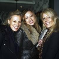 Rosalind Milani-Gallieni, Sara Malocco and Katy Talbot