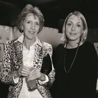 Lady Charles Spencer and Camilla Stopford Sackville
