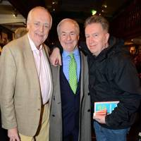 Sir Tim Rice, Paul Gambaccini and Tom Robinson