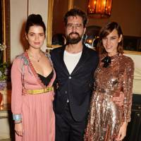 Pixie Geldof, Jack Guinness and Alexa Chung