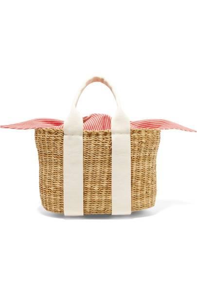 Muun straw bag