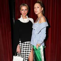 Nicky Hilton Rothschild and Princess Maria-Olympia of Greece