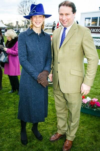 Lady Gabriella Windsor and Jo Thornton