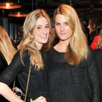 Francesca Zampi and Lady Kinvara Balfour
