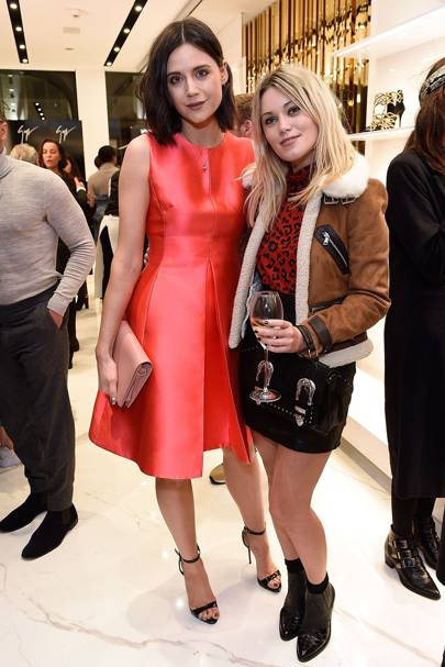 Lilah Parsons and Kara Rose Marshall