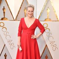 Meryl Streep in Christian Dior