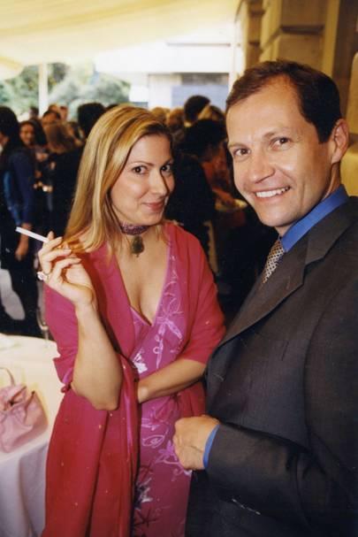 Mrs Andreas Heeschen and Andreas Heeschen